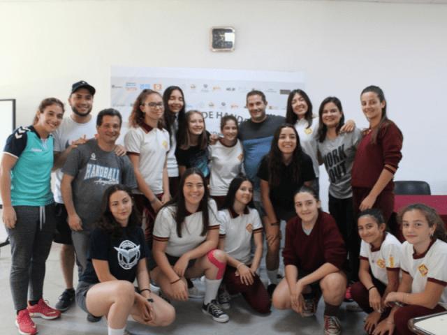 Familias unidas por el handball 39