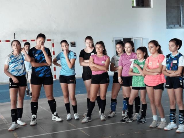Familias unidas por el handball 43