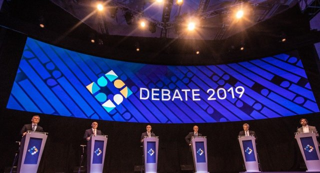 Primer Debate Presidencial 4