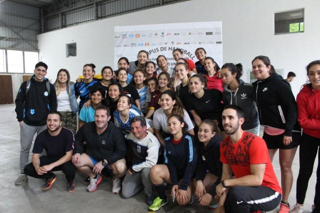 Familias unidas por el handball 60