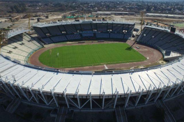 Fútbol: River y Estudiantes jugarán en el Kempes 5