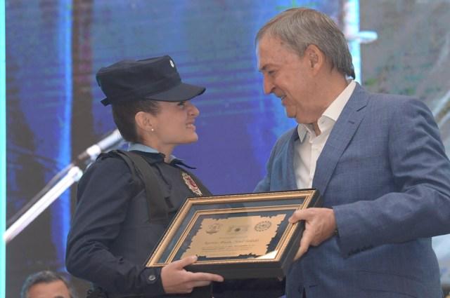 Córdoba alcanza el número recomendado de policías según población 7