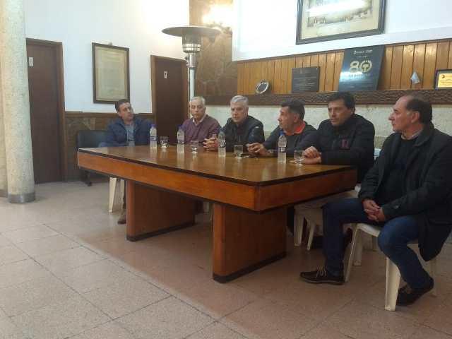 Río Ceballos recibió a Gutiérrez y Baldassi apuesta al corte de boleta 6