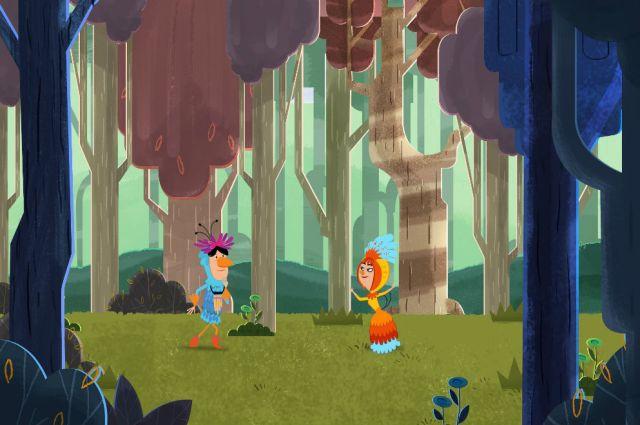 Talentos de Córdoba y Salta crearon la serie animada 'Óperas para Soñar' 6