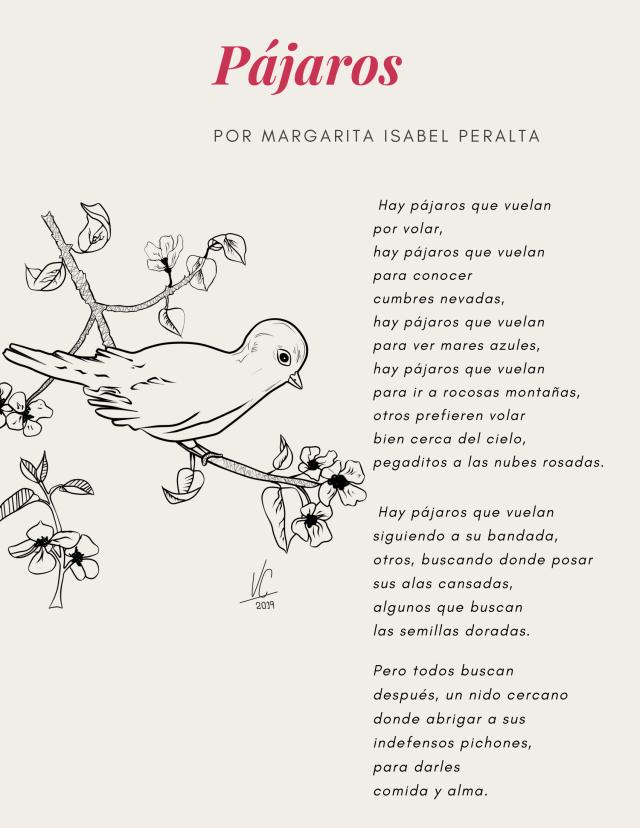 Margarita Peralta, de docente a poeta 10