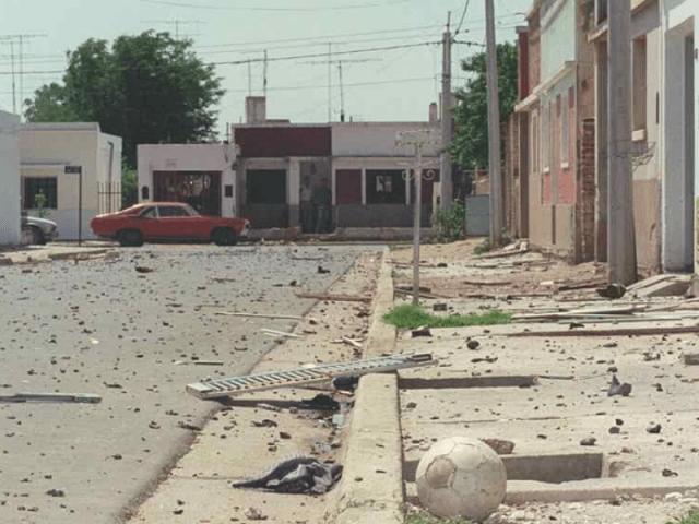 A 24 años de las explosiones en Río Tercero, un relato en primera persona 12