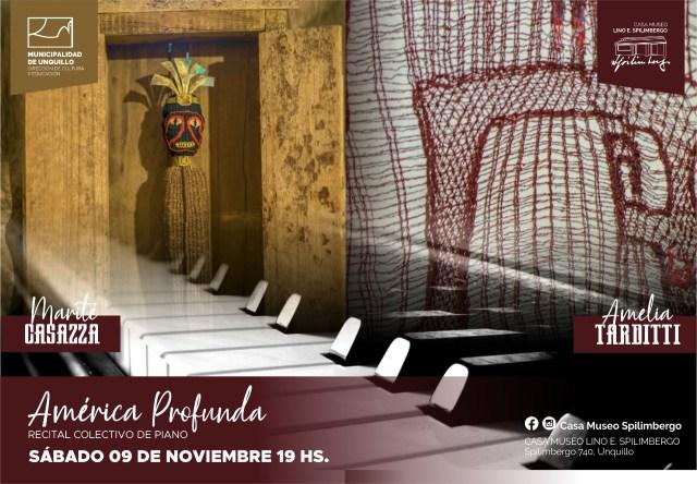 Recital colectivo de piano en la Casa Museo Spilimbergo 6