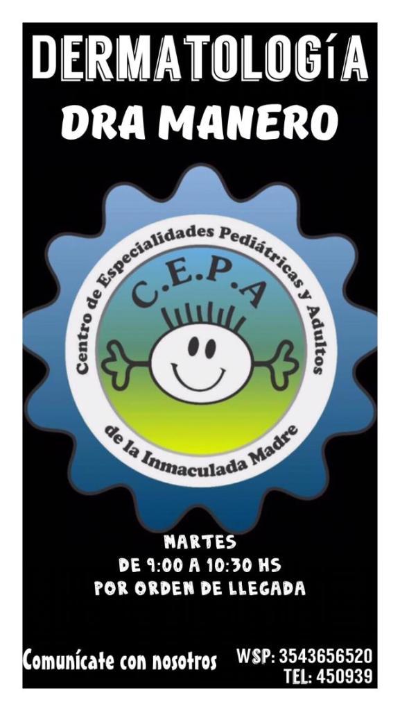Certificados escolares: el Centro de Especialidades Pediátricas y Adultos de Río Ceballos informa sus novedades 29