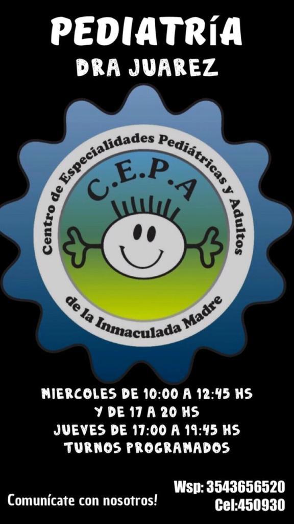 Certificados escolares: el Centro de Especialidades Pediátricas y Adultos de Río Ceballos informa sus novedades 36