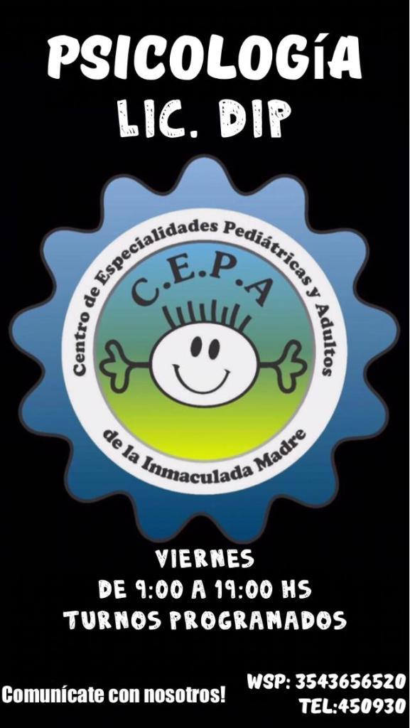 Certificados escolares: el Centro de Especialidades Pediátricas y Adultos de Río Ceballos informa sus novedades 41