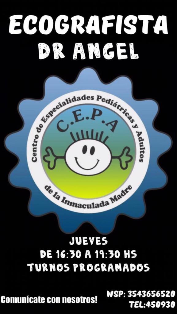 Certificados escolares: el Centro de Especialidades Pediátricas y Adultos de Río Ceballos informa sus novedades 42
