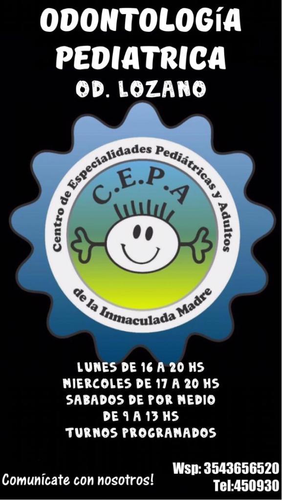 Certificados escolares: el Centro de Especialidades Pediátricas y Adultos de Río Ceballos informa sus novedades 43
