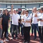 Copa América 2020: la Conmebol inspeccionó el Kempes