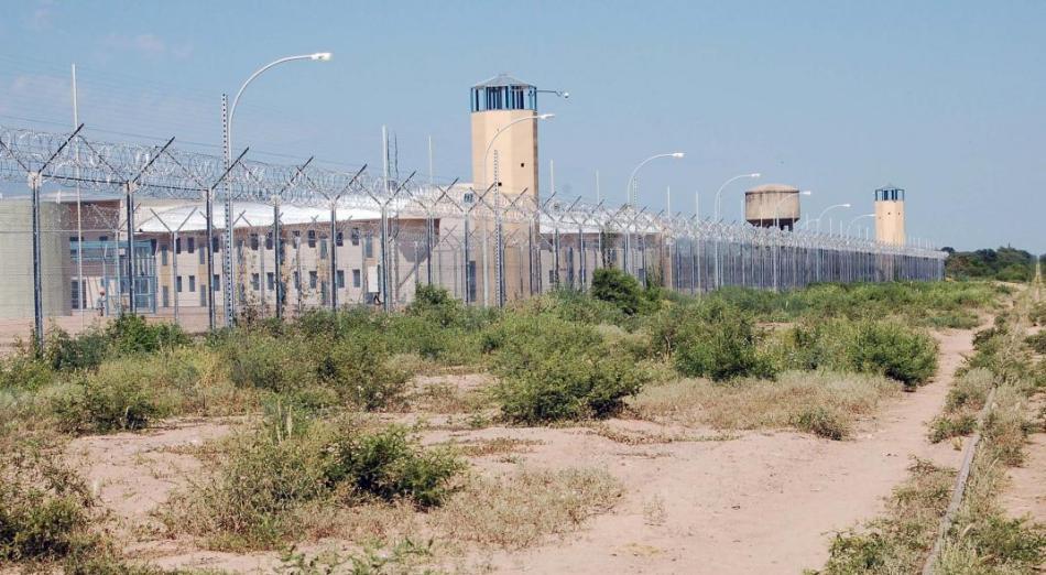 Cárcel de Cruz del Eje (Archivo / La Voz)