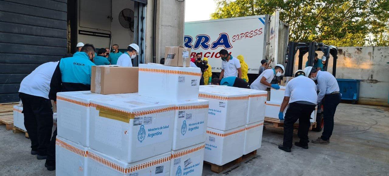 Vacunas en Córdoba
