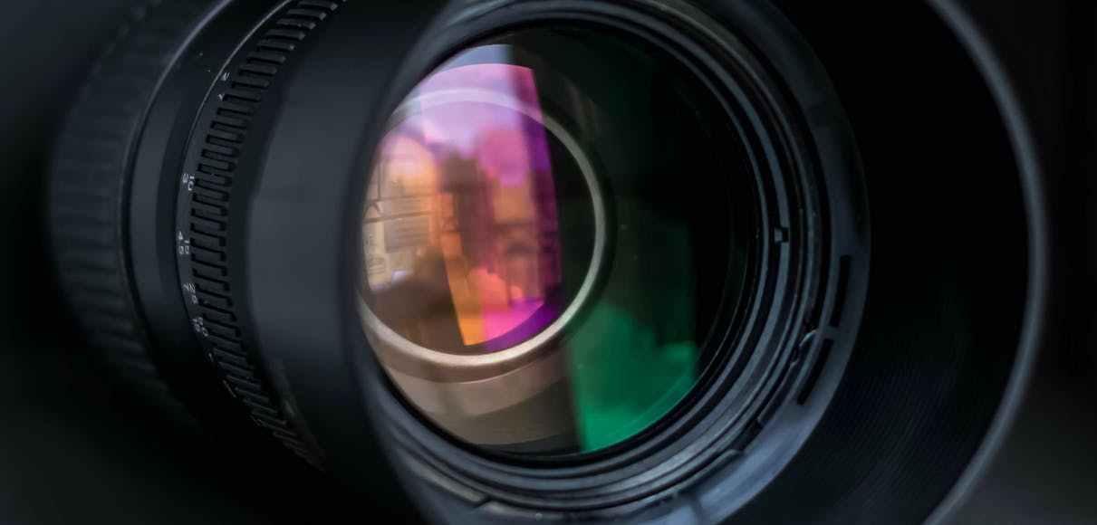 technology lens binoculars zoom