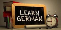 مصادرتعلم اللغة الألمانية من الصفر وحتي الإحتراف