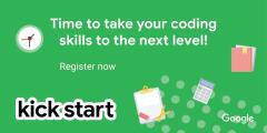 مسابقة Google Kick Start  للمبرمجين مقدمة من شركة جوجل 2019