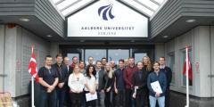 منحة جامعة ألبورج للحصول على الدكتوراه في الدنمارك 2021