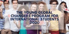 منحة برنامج Young Global Changers في ألمانيا 2020 (ممولة بالكامل)