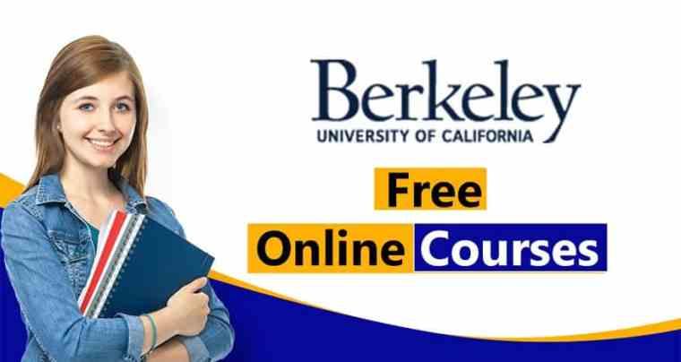 كورسات جامعة كاليفورنيا بيركلي المجانية على الإنترنت