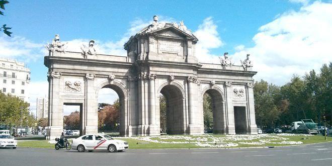 Cumbre de turismo en Madrid