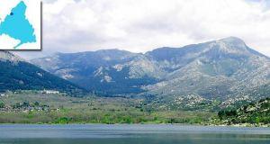 ruta Navacerrada-Embalses
