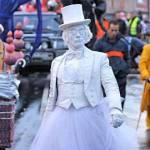 Retiro y Puente de Vallecas, protagonistas del Carnaval