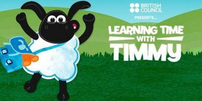 Una aplicación ayudará a los niños menores de 6 años a aprender inglés jugando.