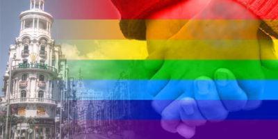Agresión a una pareja de gais en Madrid.