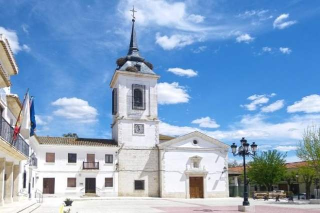 Titulcia plaza mayor