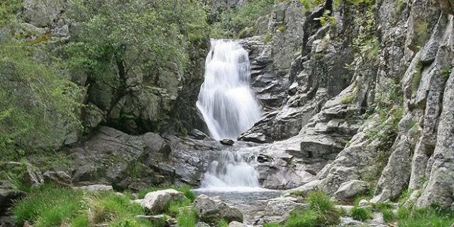 ruta senderismo a la cascada purgatorio