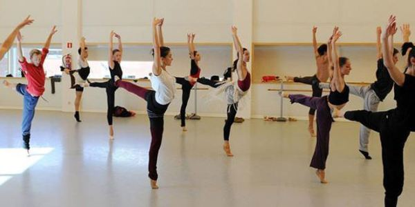 Nuevos proyectos danza