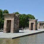 Templo de Debod, la unión de Madrid con el Oriente
