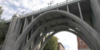 Se remodela el viaducto y 11 puentes y pasos inferiores más