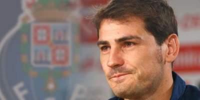 Casillas salva los obstáculos y se va del Madrid.