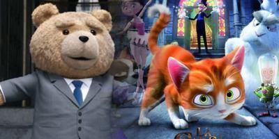 Vuelve Ted, el oso más travieso.