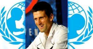 Djokovic Unicef