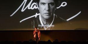Presentación del último disco de Manolo Tena, 'Casualidades. Foto: Carlos Bouza