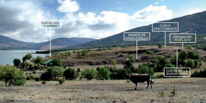 Valle Neandertales yacimiento arqueológico