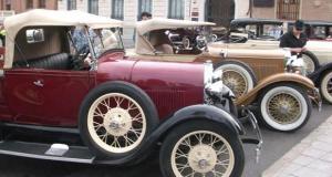 Comercio coches antiguos