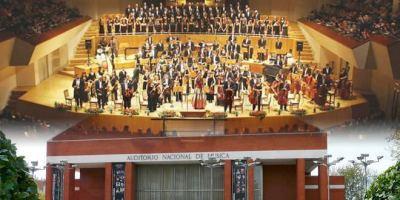 Éxito de público en el Concierto de la Orquesta Nacional por el Día de la Fiesta Nacional.