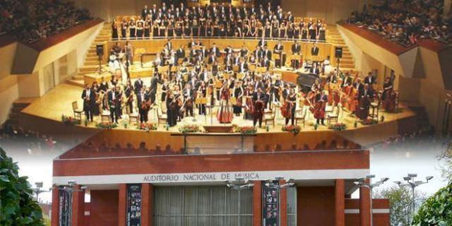 Auditorio nacional de musica