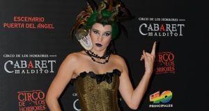 Cabaret maldito. Foto: Carlos Bouza