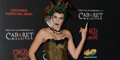 Bajada a los infiernos con el Cabaret Maldito. Foto: Carlos Bouza