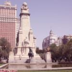La reforma de la Plaza de España tomará forma antes del verano