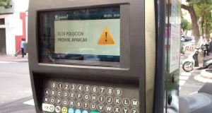 Restricciones aparcamiento