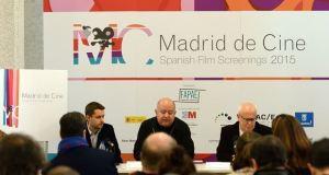 Madrid de cine. Foto: Carlos Bouza