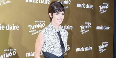Los premios Marie Claire festejan la moda. Foto: Carlos Bouza