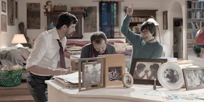 Fotograma de la película 'Il nome del figlio', que concursa en el Festival de Cine Italiano de Madrid.